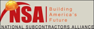 Click for the National Subcontractors Alliance Website